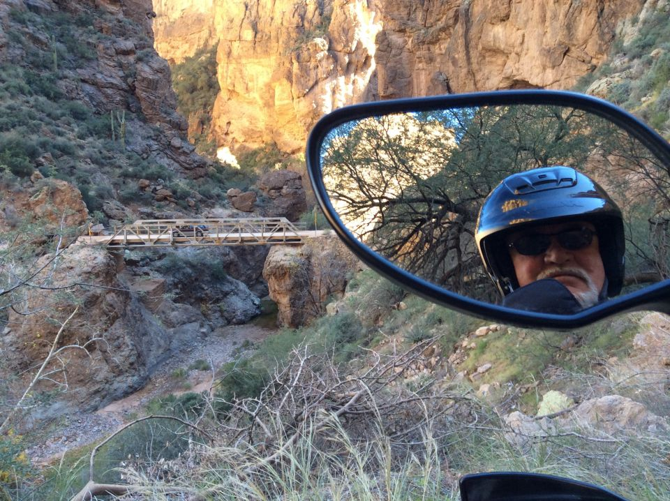 The Apache Trail AZ.