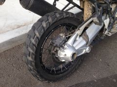 Metzeler Karoo 3 Tires R1200GSA (4,500 miles on the tires)