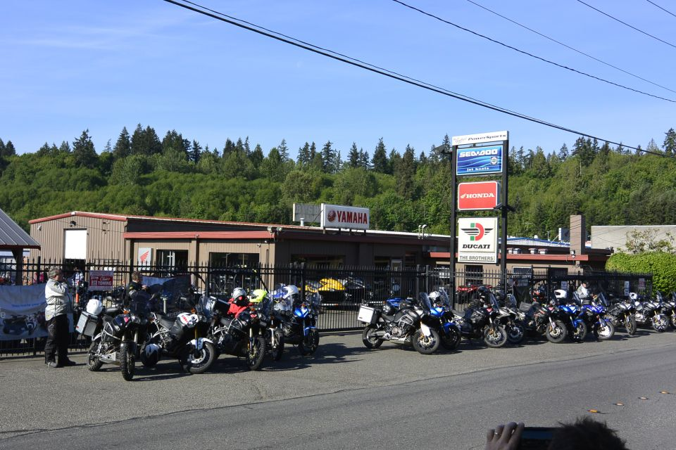 Meeting place, Brothers Yamaha, Bremerton