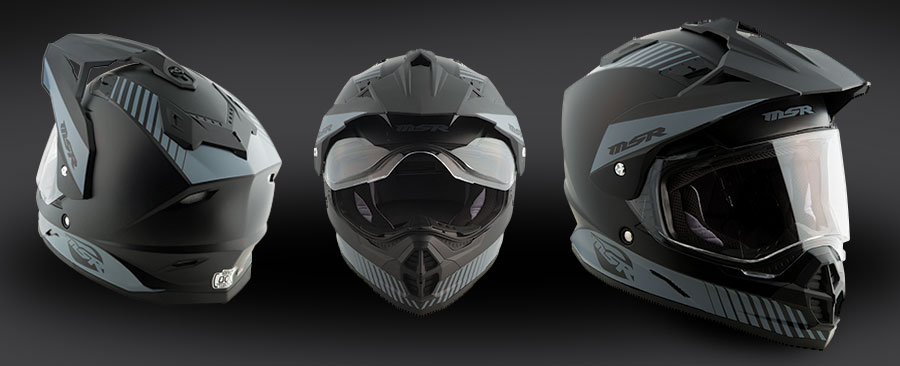 Win this MSR XPedition ADV/Dual-Sport Helmet!
