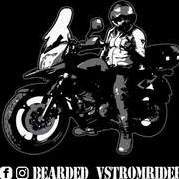 Bearded-vstromrider