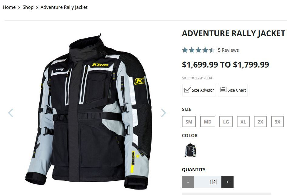 KLIM stupid expensive jacket 1.JPG