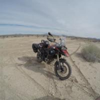 BMW F800 GS Adventure (2014)