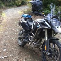 BMW F800 GS Adventure (2015)