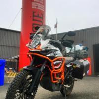 KTM 1190 Adventure R (2015)