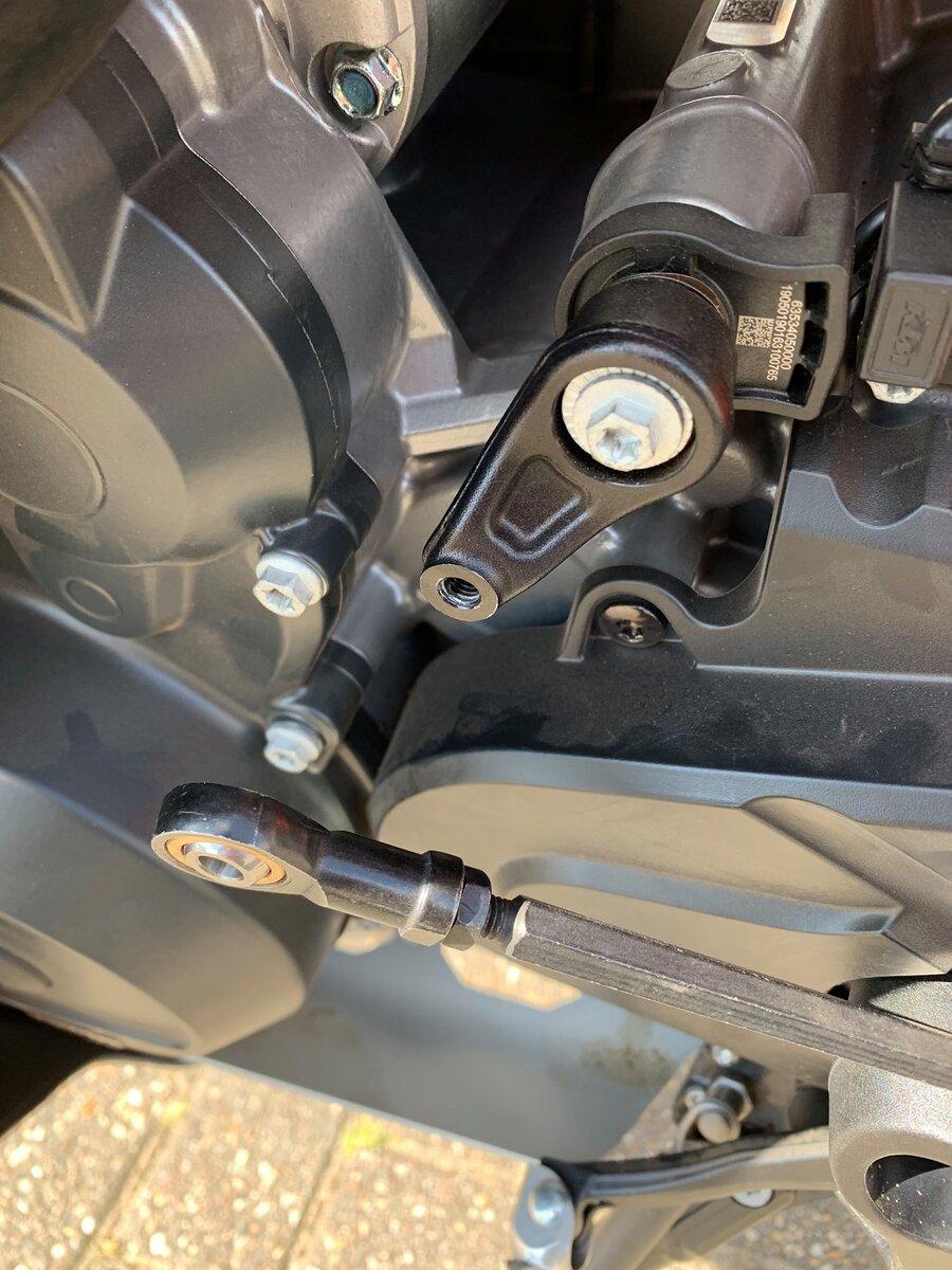 KTM 790 Adventure Problems